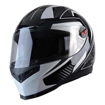 Casque intégral Trendy T-501 Enkel noir / gris / blanc