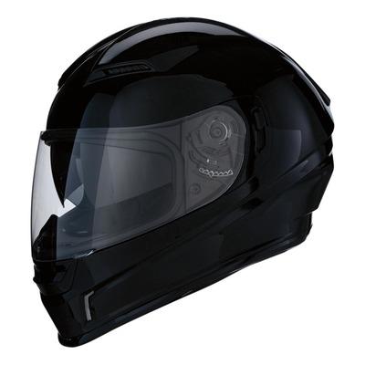 Casque intégral Z1R Jackal Solid noir brillant