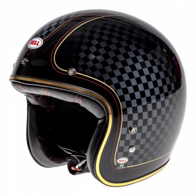 Casque jet Bell Custom 500 Roland Sands Check It