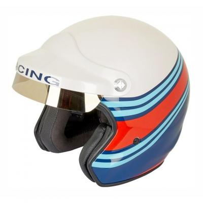Casque jet Felix Motocyclette ST520 Racing