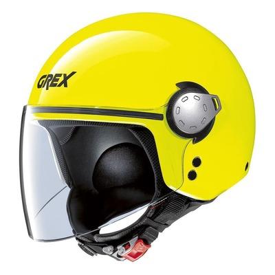 Casque jet Grex G3.1E Kinetic LED jaune