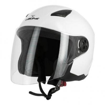 Casque jet Osone S200 Brooklyn blanc