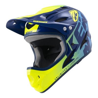 Casque Kenny Down hill Navy
