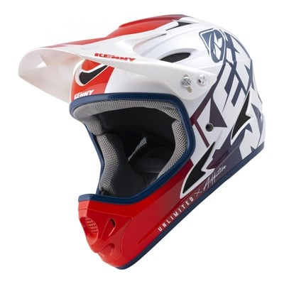 Casque Kenny Down hill Patriot