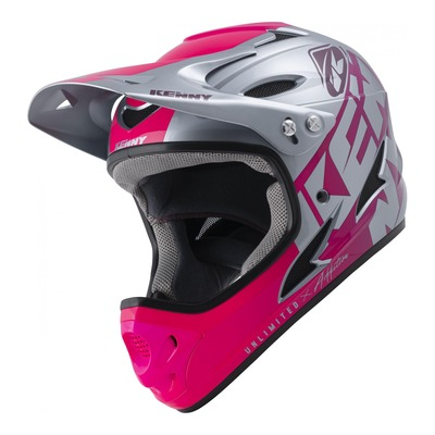 Casque Kenny Down hill rose