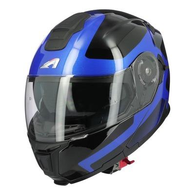 Casque modulable Astone RT1200 EVO Astar bleu/noir brillant