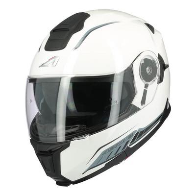 Casque modulable Astone RT1200 EVO Dark Side blanc brillant