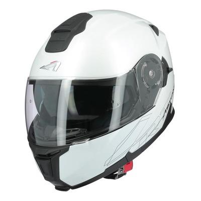 Casque modulable Astone RT1200 EVO uni blanc brillant