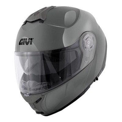 Casque modulable Givi X.20 Expedition gris
