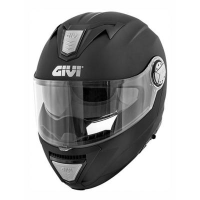 Casque modulable Givi X.23 Sydney Solid color noir mat