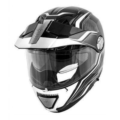 Casque modulable Givi X.33 Canyon Layers noir/blanc