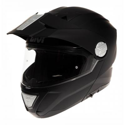 Casque modulable Givi X.33 Canyon Solid color noir mat