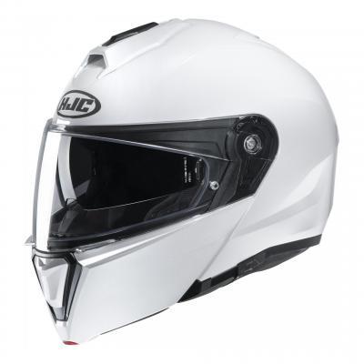 Casque modulable HJC i90 Uni blanc