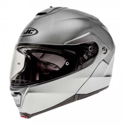Casque modulable HJC IS-MAX II Gris Clair