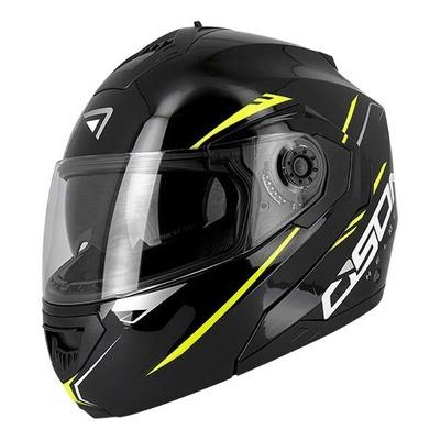 Casque modulable Osone S520 noir/jaune brillant