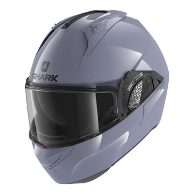 Casque modulable Shark Evo GT Blank gris