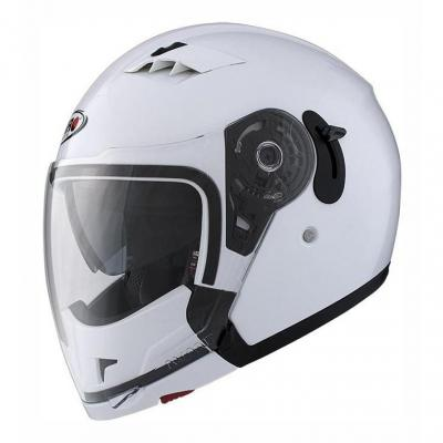 Casque modulable Shiro SH 414 blanc