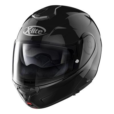 Casque modulable X-Lite X1005 Elegance N-Com noir