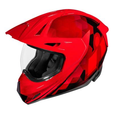 Casque trail Icon Variant Pro Acension™ rouge