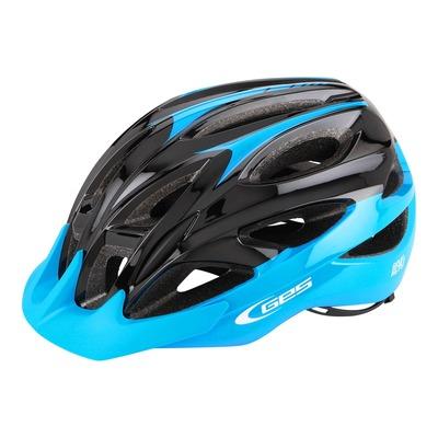 Casque vélo city Ges Revo bleu/noir