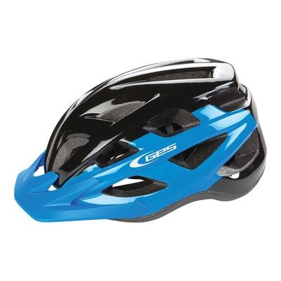 Casque vélo city Ges Varik bleu/noir