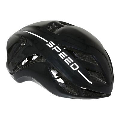 Casque vélo city Newton Urbain Speed noir (taille 55-58)
