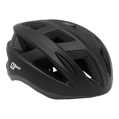 Casque vélo city noir