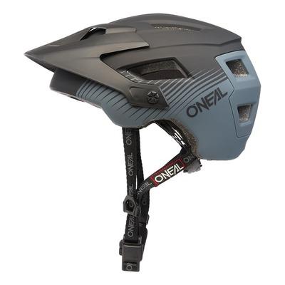 Casque vélo O'Neal Defender Grill V.22 noir/gris mat