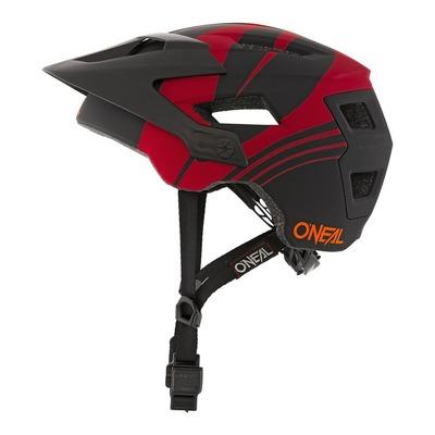 Casque vélo O'Neal Defender Nova rouge/orange