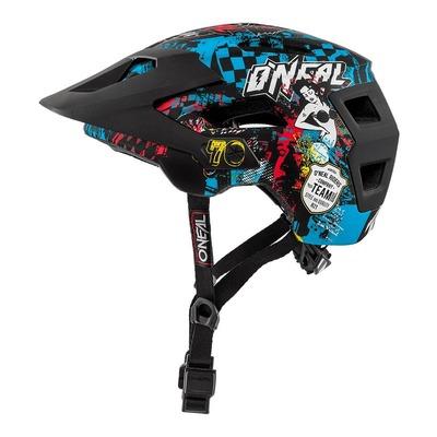 Casque vélo O'Neal Defender Wild multicolore