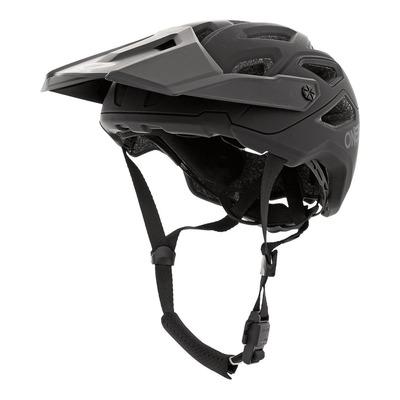 Casque vélo O'Neal Pike Solid noir/gris