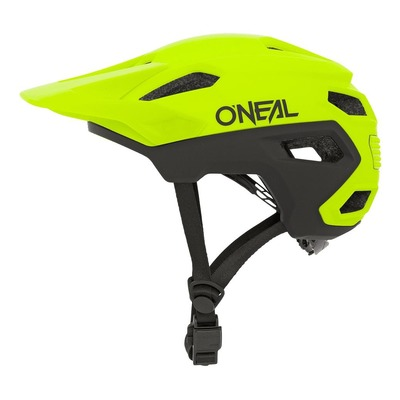 Casque vélo O'Neal Trailfinder Split jaune fluo