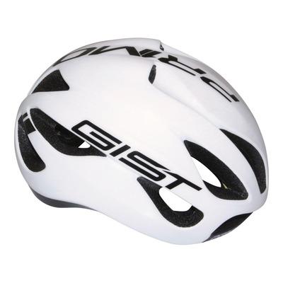 Casque vélo route Gist Primo blanc/noir