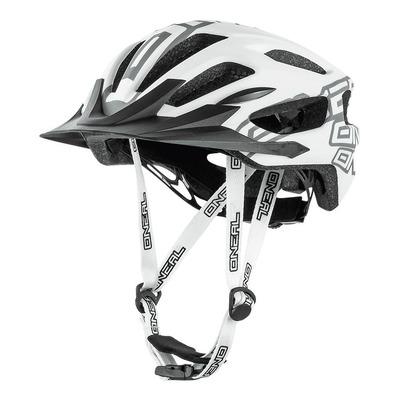 Casque vélo VTT O'Neal Q RL blanc