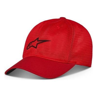 Casquette Alpinestars Flow All mesh rouge