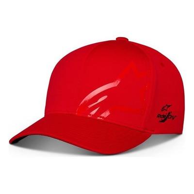 Casquette Alpinestars Imperceptible Tech rouge