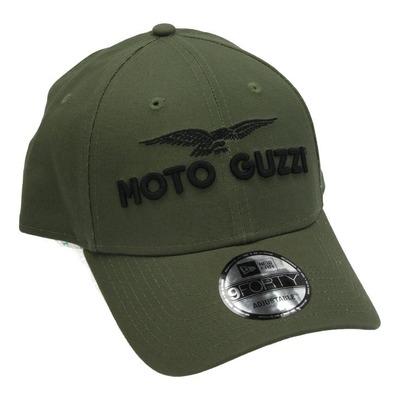 Casquette baseball Moto Guzzi New Era 9Forty vert