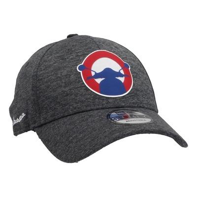 Casquette baseball Vespa New Era 2020 Logo 940 gris