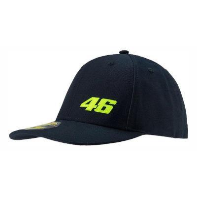 Casquette baseball VR46 Core bleu