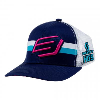 Casquette Bud Racing Race navy/blanc/rose