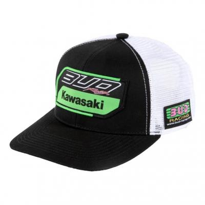 Casquette Bud Racing Team Bud 19 noir/blanc