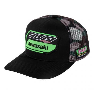 Casquette Bud Racing Team Bud 19 noir/camo