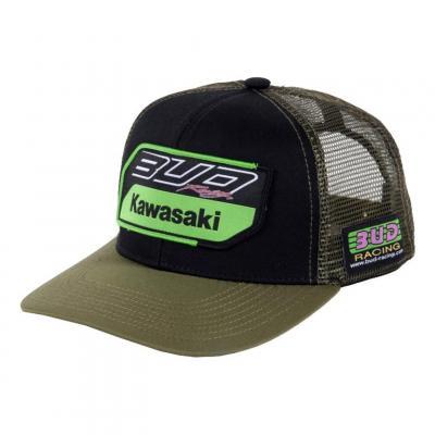 Casquette Bud Racing Team Bud 19 noir/vert militaire