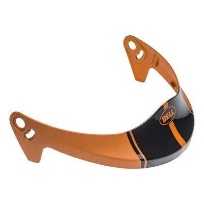 Casquette de casque Bell Eliminator Rally noir/orange
