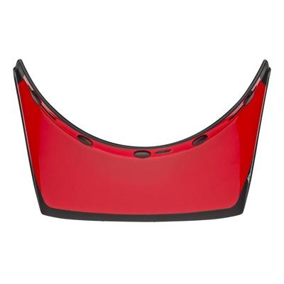 Casquette de casque Bell Moto-3 Fasthouse 550 noir/blanc/rouge