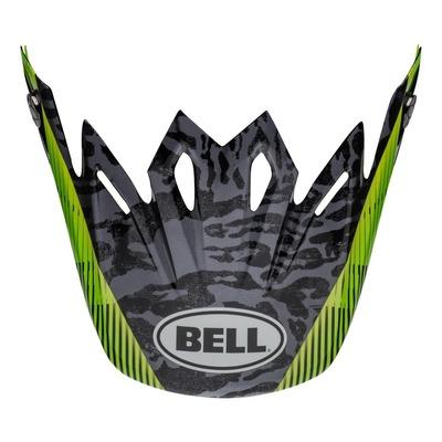 Casquette de casque cross Bell Moto-9 Chief noir/blanc/vert