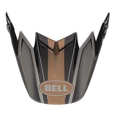 Casquette de casque cross Bell Moto-9 Flex Hound rouge/blanc/noir