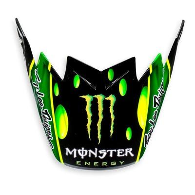 Casquette de casque cross Bell Moto-9 Flex MC Monster