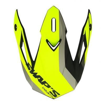 Casquette de casque Swaps S818 vert/noir