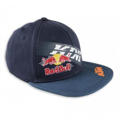 Casquette enfant Kini Red Bull Athletic bleu nuit